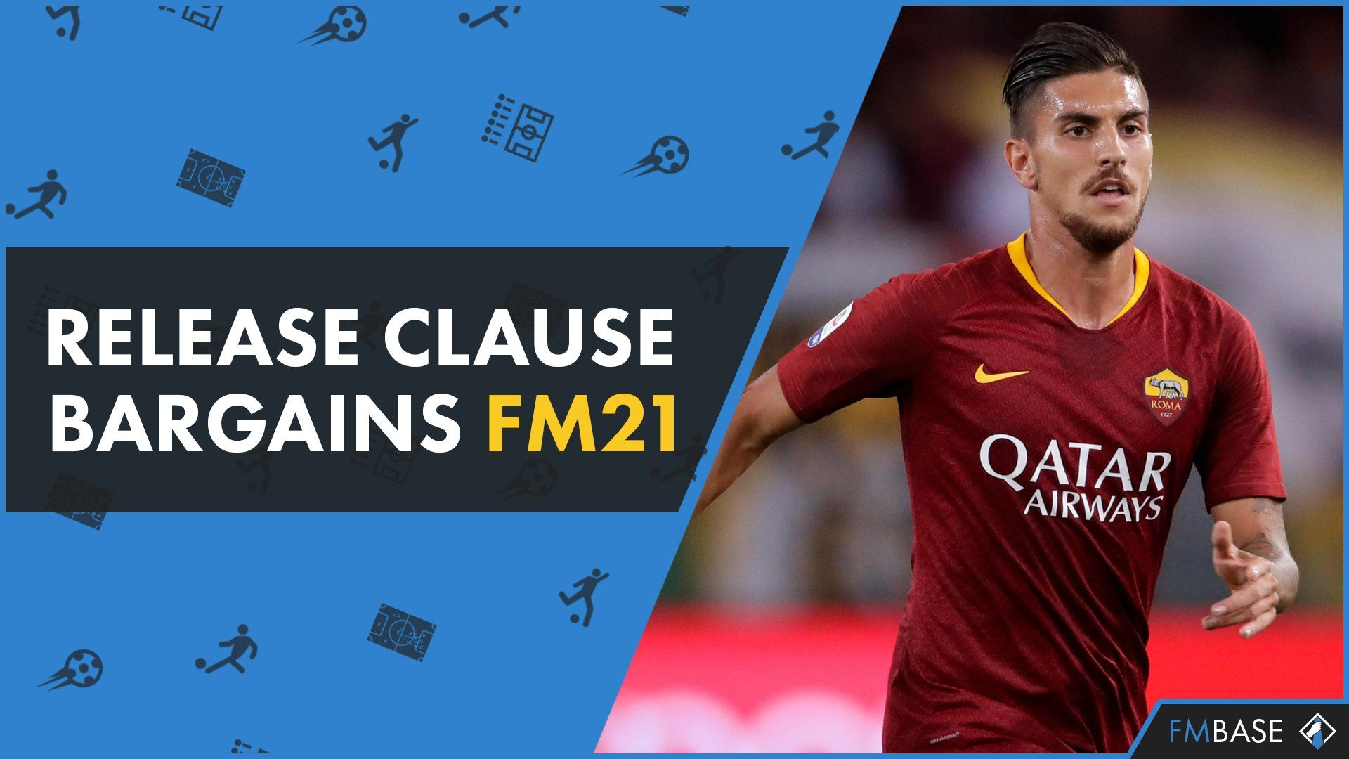 """FM21 Release Clause Bargains"" feature image"