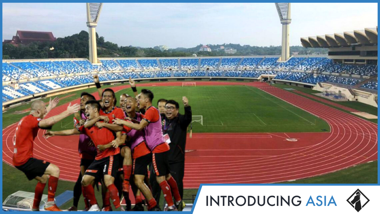 """""""FM21Teams to Manage in Asia"""" feature image"""