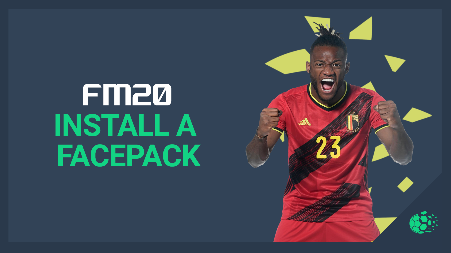 """FM20 How To Install A Football Manager Face Pack"" feature image"