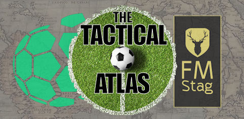 """Football Manager: The Tactical Atlas"" feature image"