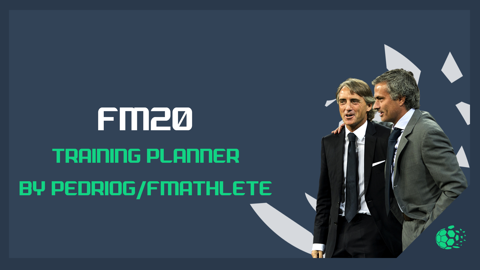 """FM20 FM20 Training Planner - V1.5"" feature image"