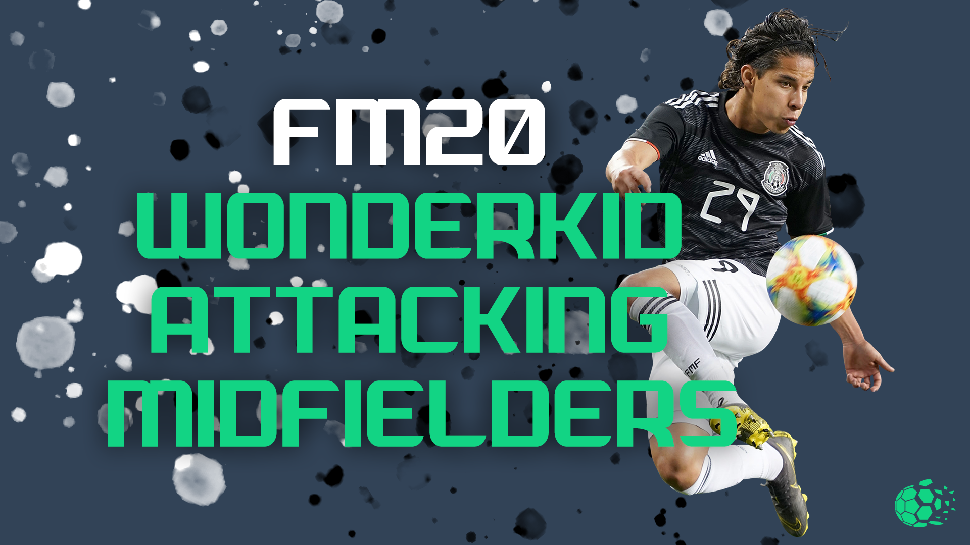 """FM20Jonny(FM)Bass' Top 10 Attacking Midfield Wonderkids"" feature image"