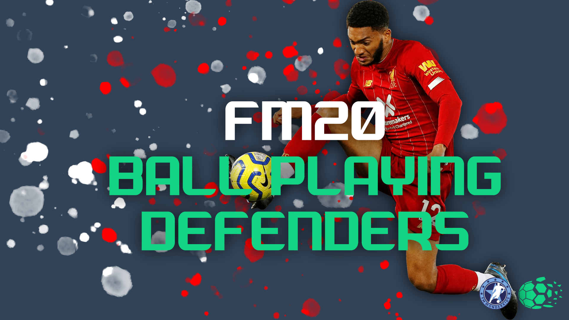 """FM20 FM20 - Ball Playing Defenders Shortlists"" feature image"