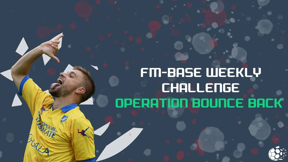 """FM Base Weekly Challenge: Operation Bounce Back"" feature image"