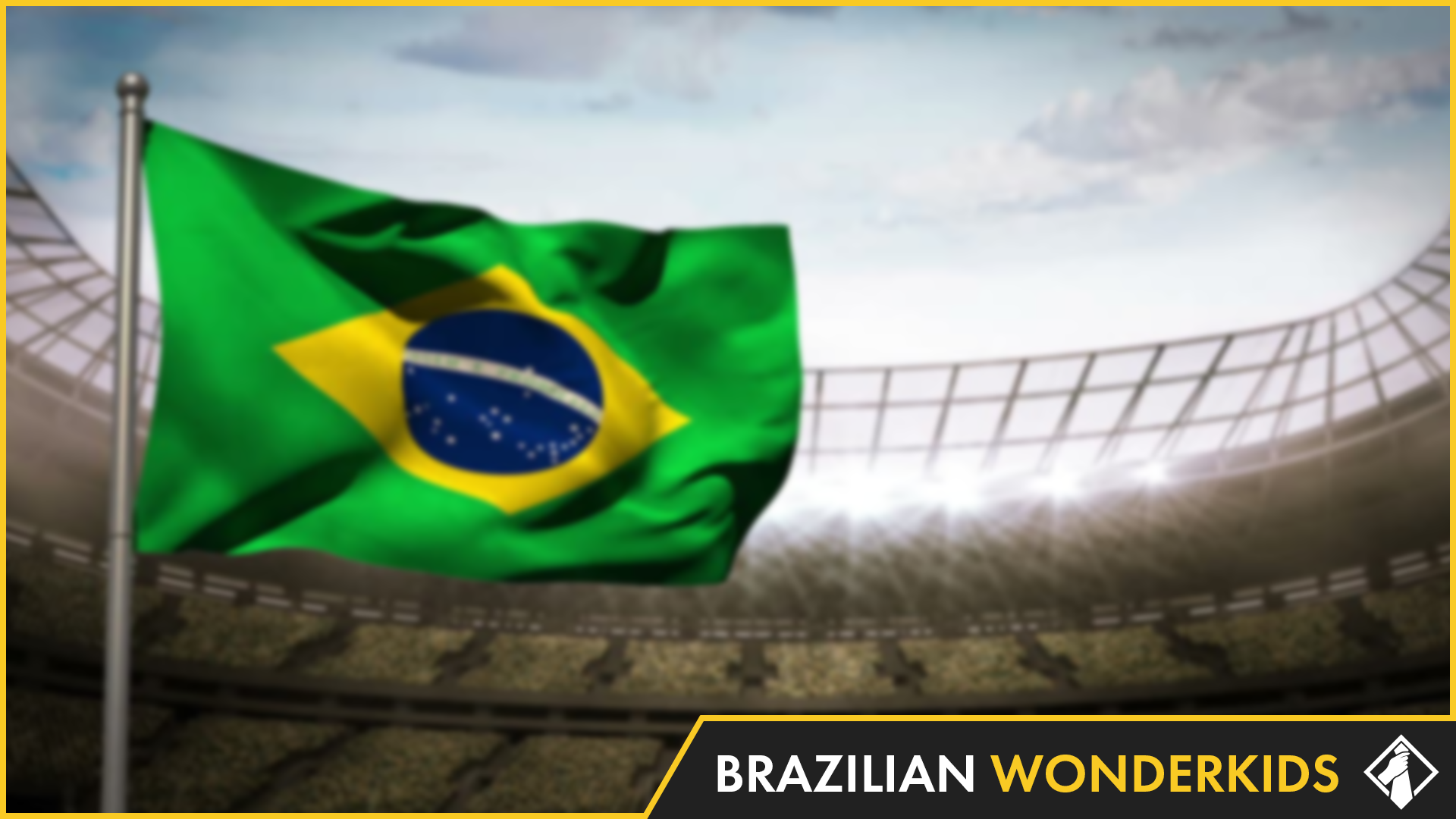"""FM21 Brazilian Wonderkids"" feature image"