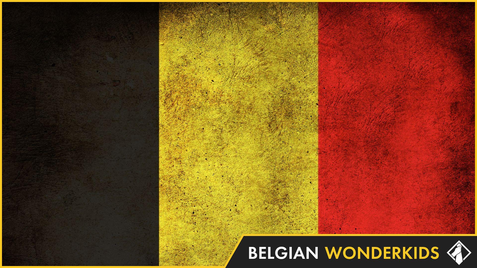 """""""FM21 Belgium Wonderkids"""" feature image"""