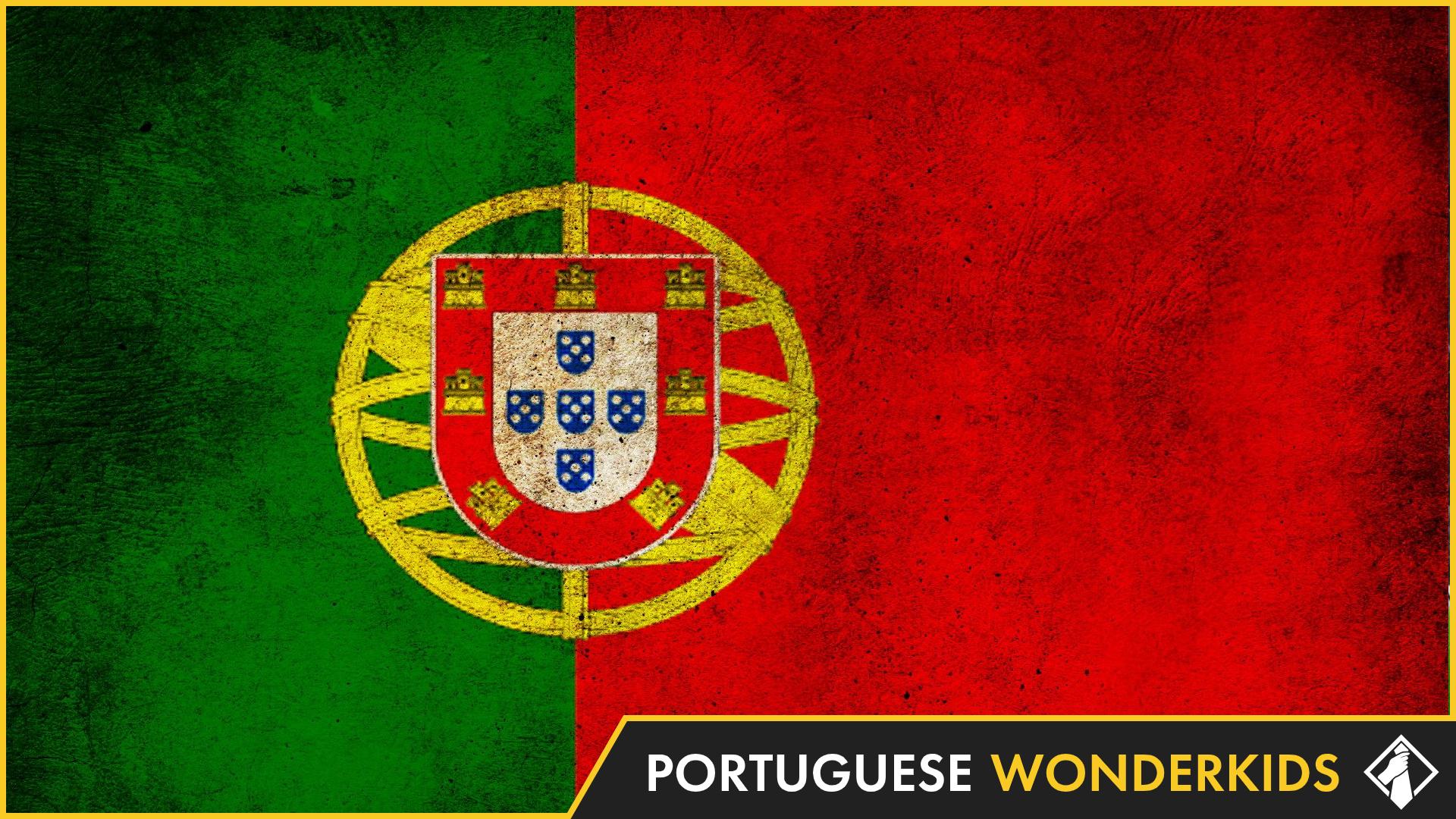 """""""FM21 Portuguese Wonderkids"""" feature image"""