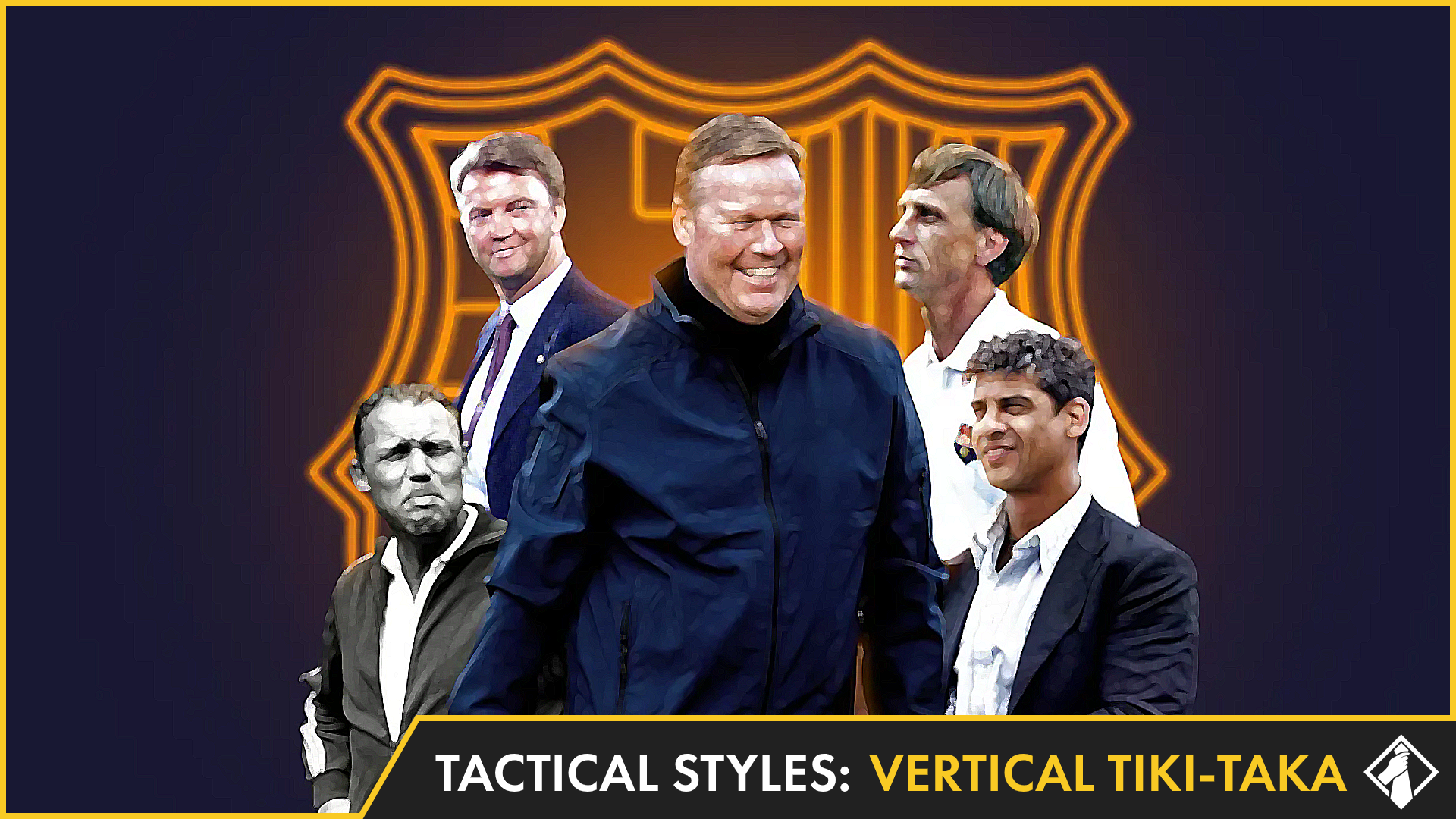 """FM21 - Tactical Styles: Vertical Tiki-Taka"" feature image"