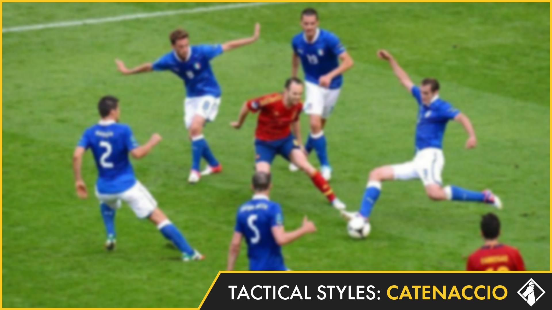 """FM21 - Tactical Styles: Catenaccio"" feature image"