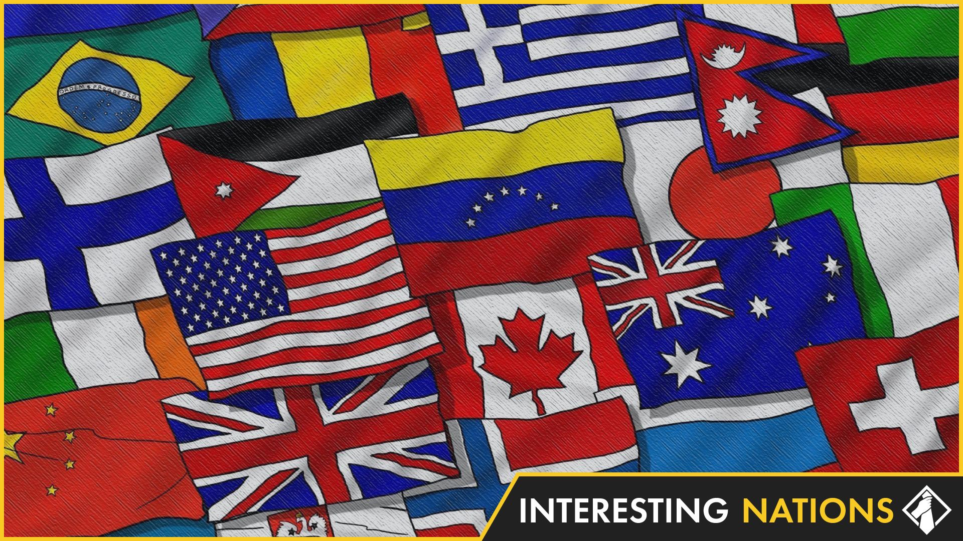 """FM21: Interesting Nations to Manage"" feature image"