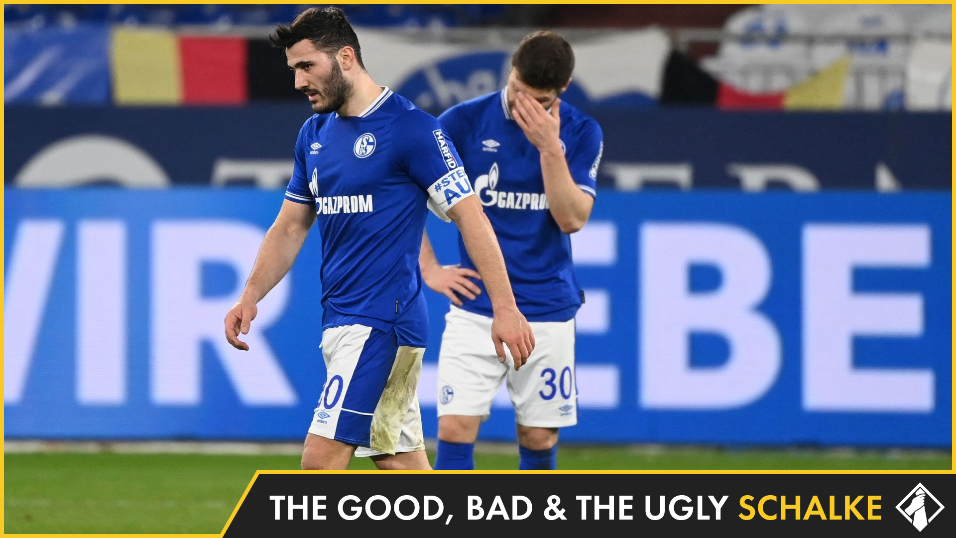 """""""FC Schalke 04 - The Good, The Bad & The Ugly"""" feature image"""
